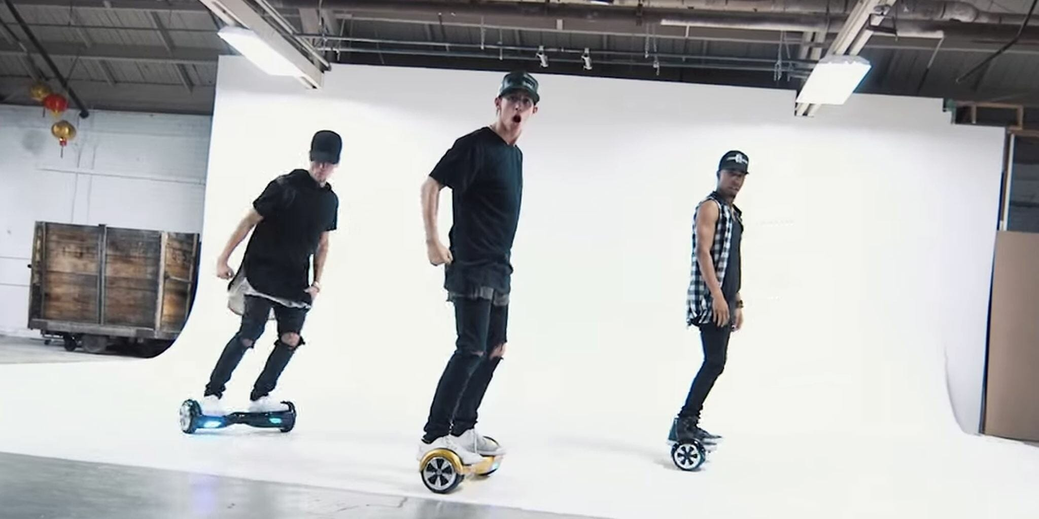 segway cover of justin bieber