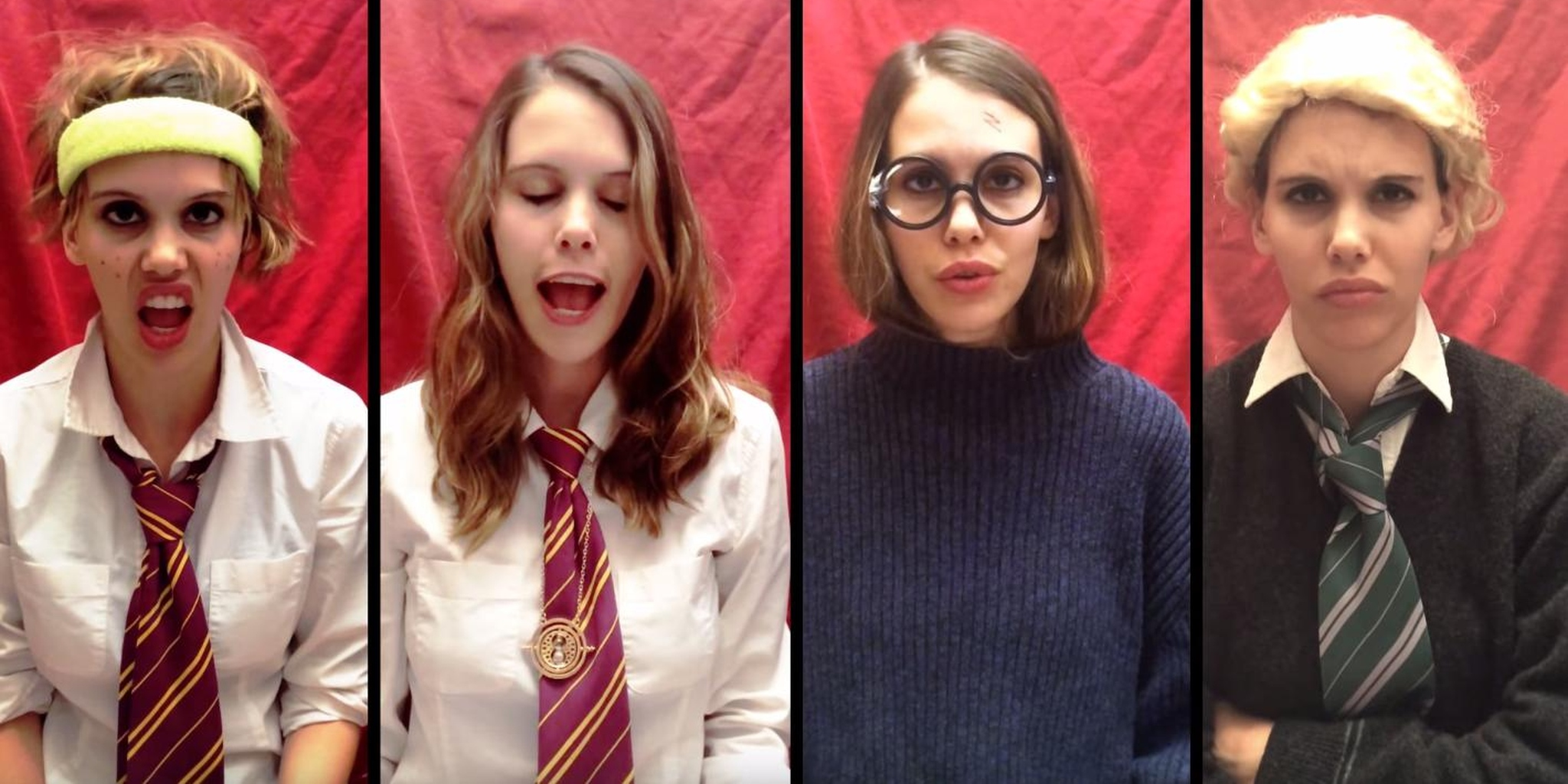 Harry Potter meets Taylor Swift