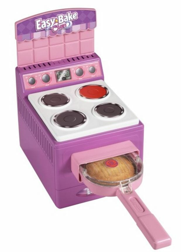 easy bake oven recalled unit 2007