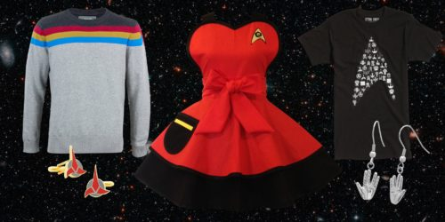 Star Trek wearables