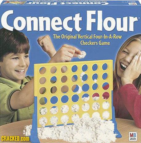 connect flour cracked meme