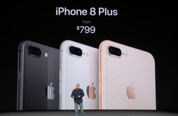 iphone 8 and iphone 8 plus colors and price