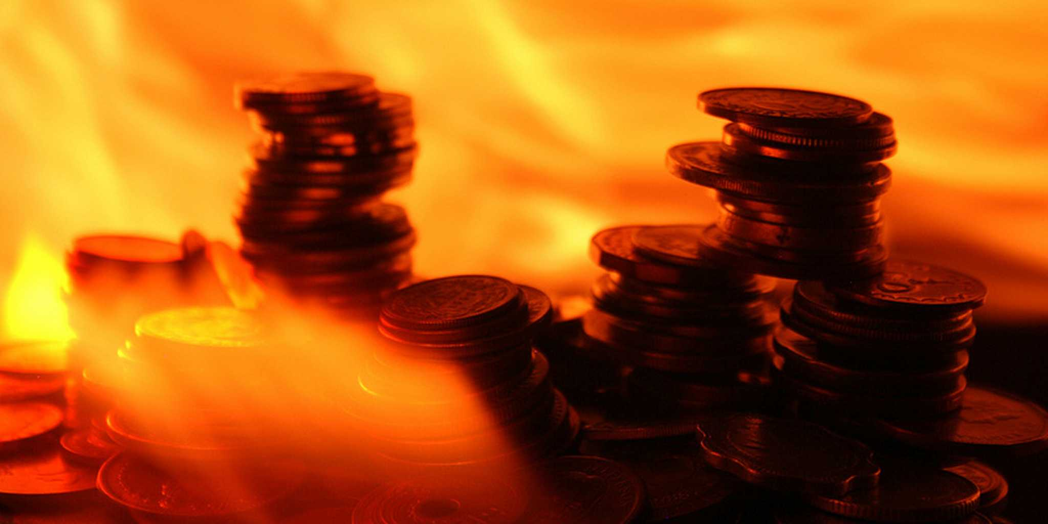 coins and fire1 | Flickr - Photo Sharing!
