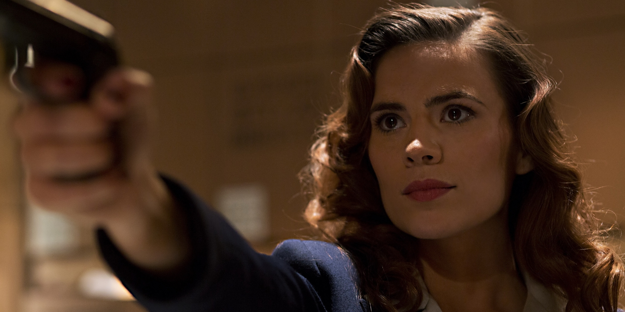 agent carter marvel comic con sdcc hayley atwell