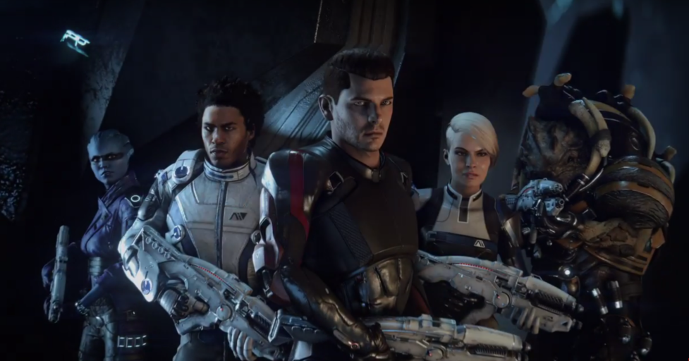 Mass Effect Andromeda Cinematic Trailer