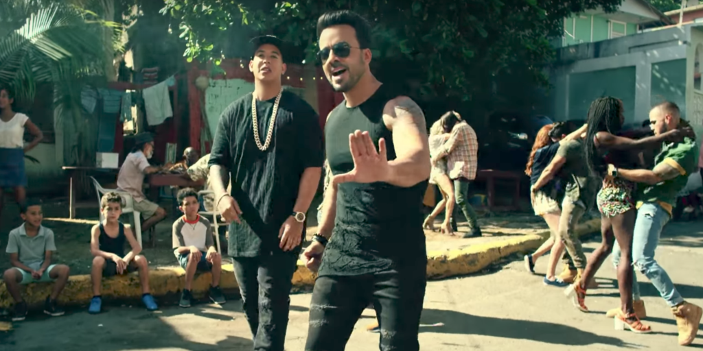 most popular video all time : Luis Fonsi - Despacito
