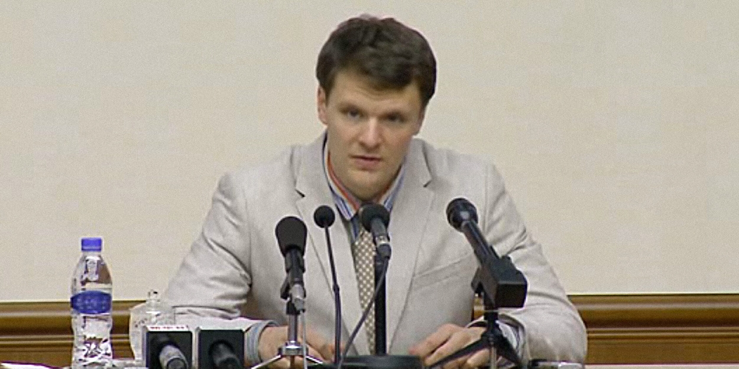 Otto Warmbier trial