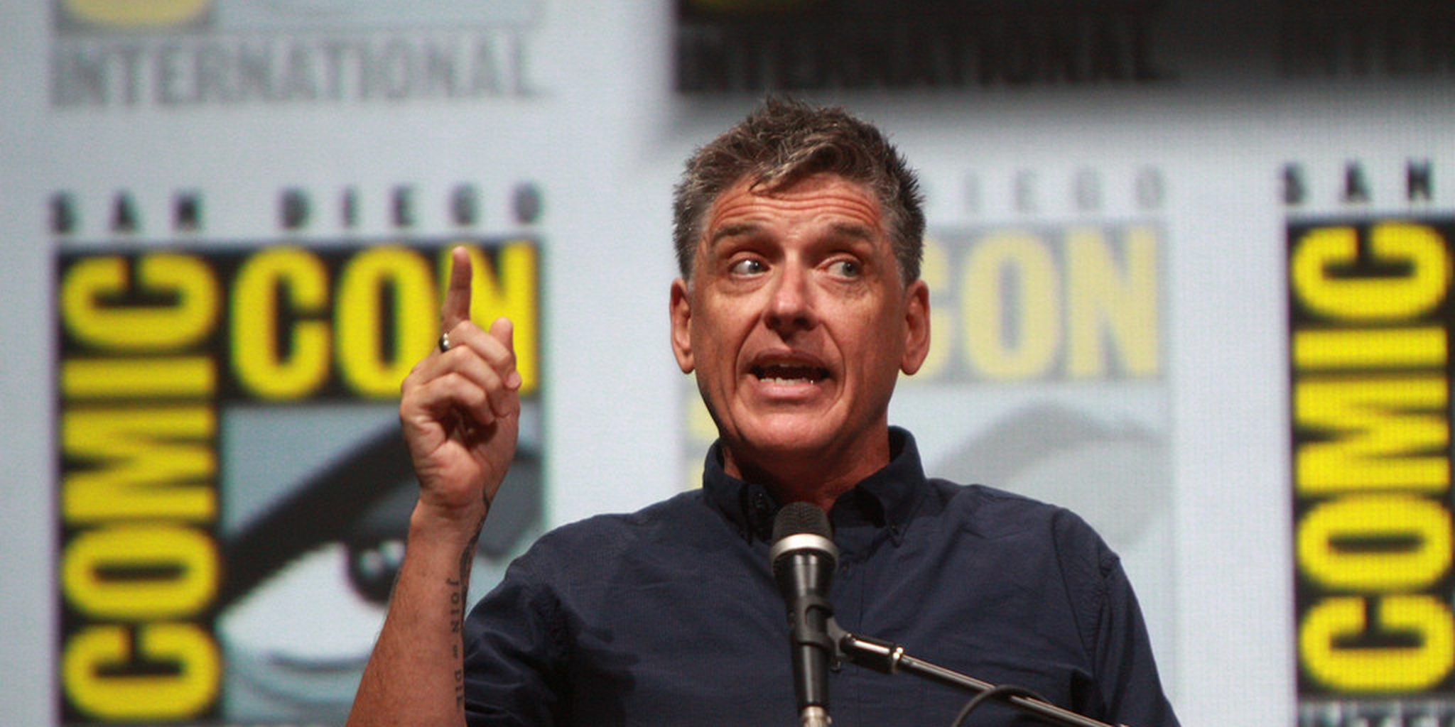 Craig ferguson ending thinkpiece at Comic Con
