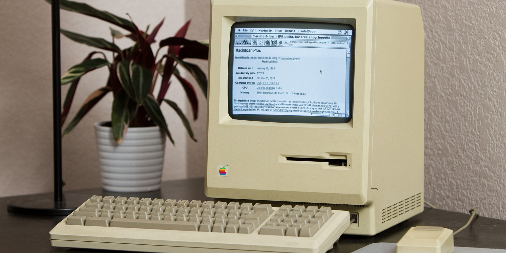 How I introduced a 27-year-old computer to the Web | The Daily Dot