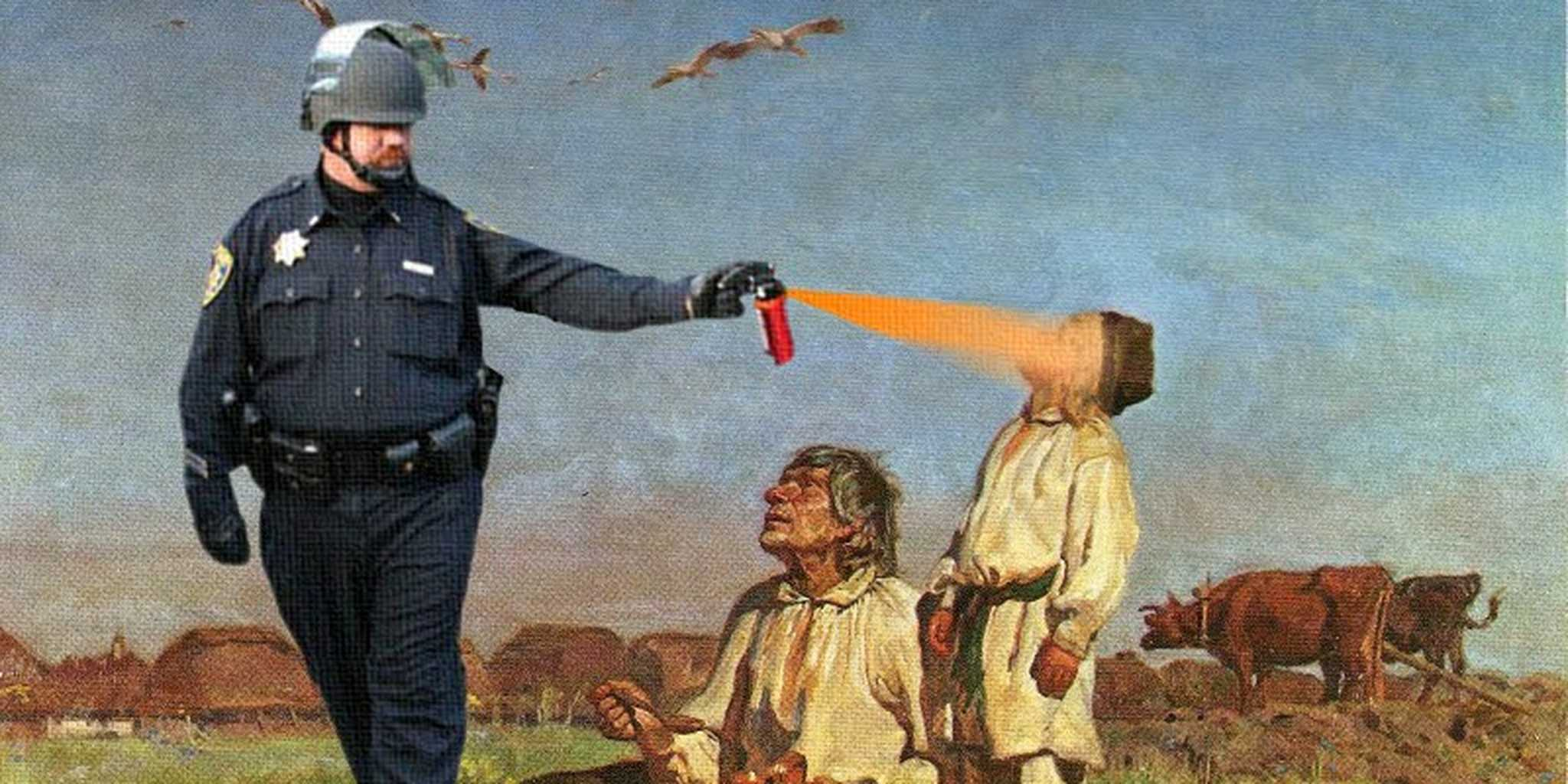 Pepper Spray Bociany | Flickr - Photo Sharing!