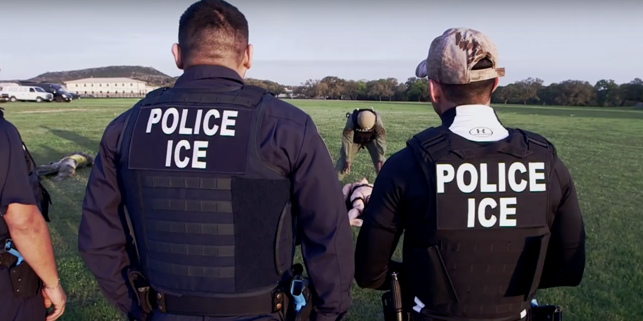 ICE Police