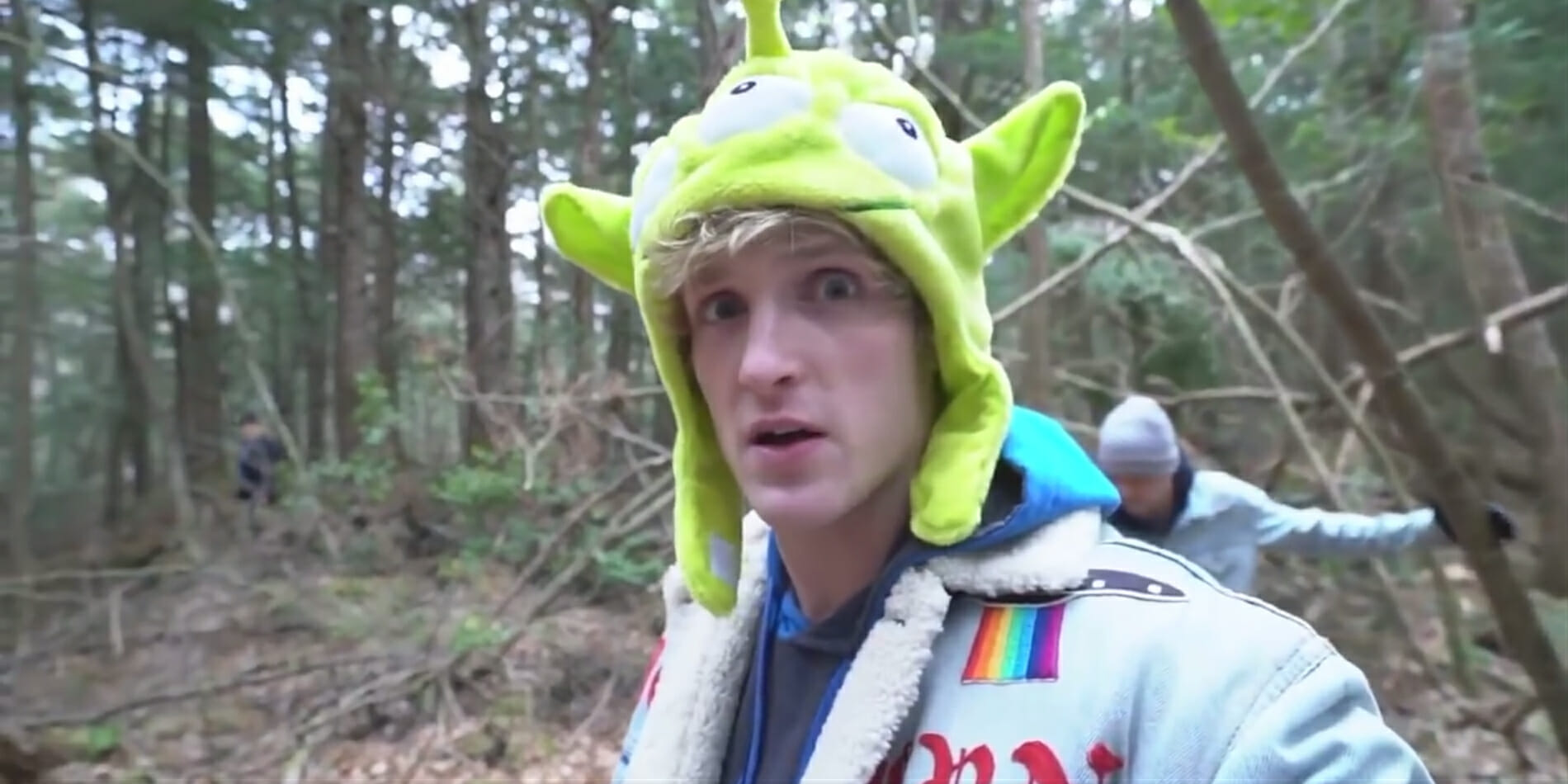 Backlash emerged in early 2018 against Logan Paul's insensitive video depicting a man's suicide in Aokigahara.