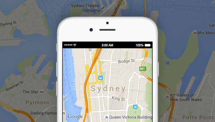 best iphone apps: Google Maps