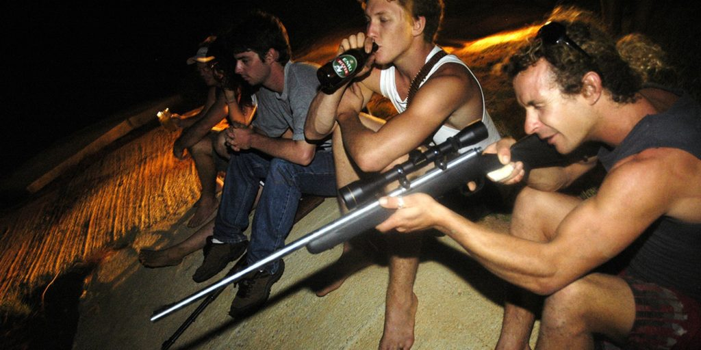 why we should ban guns on college campuses
