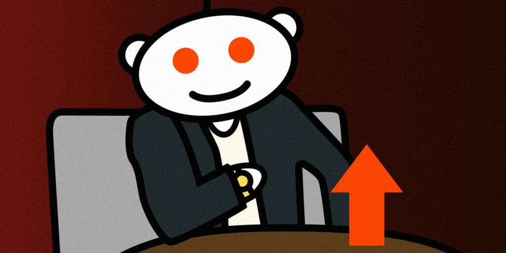 "Reddit Snoo as ""The Most Interesting Man In The World"""