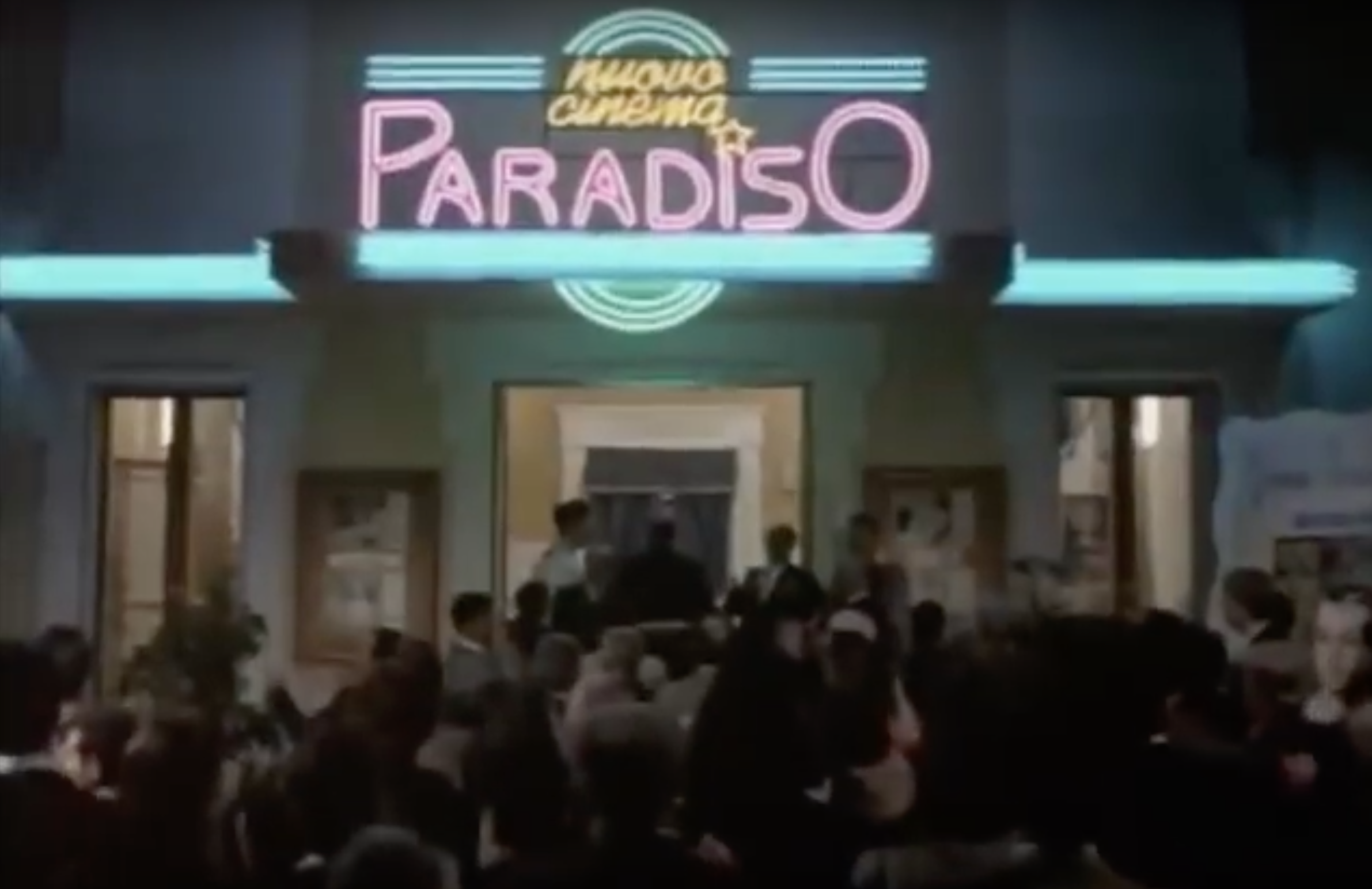 best classic Movies on Netflix: Cinema Paradiso