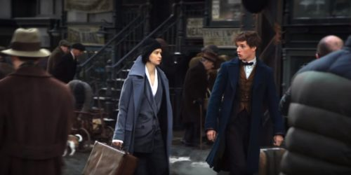 Fantastic Beasts and Where to Find them still