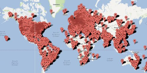 All sizes | December 2011 - Category5 TV Viewer Location Map | Flickr - Photo Sharing!