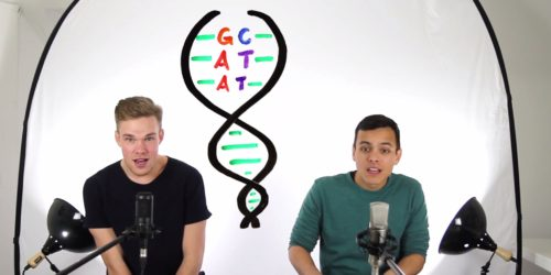 Mitchell Moffit and Gregory Brown from ASAPScience