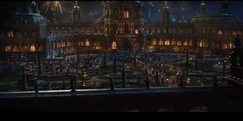 Screengrab from Cinderella