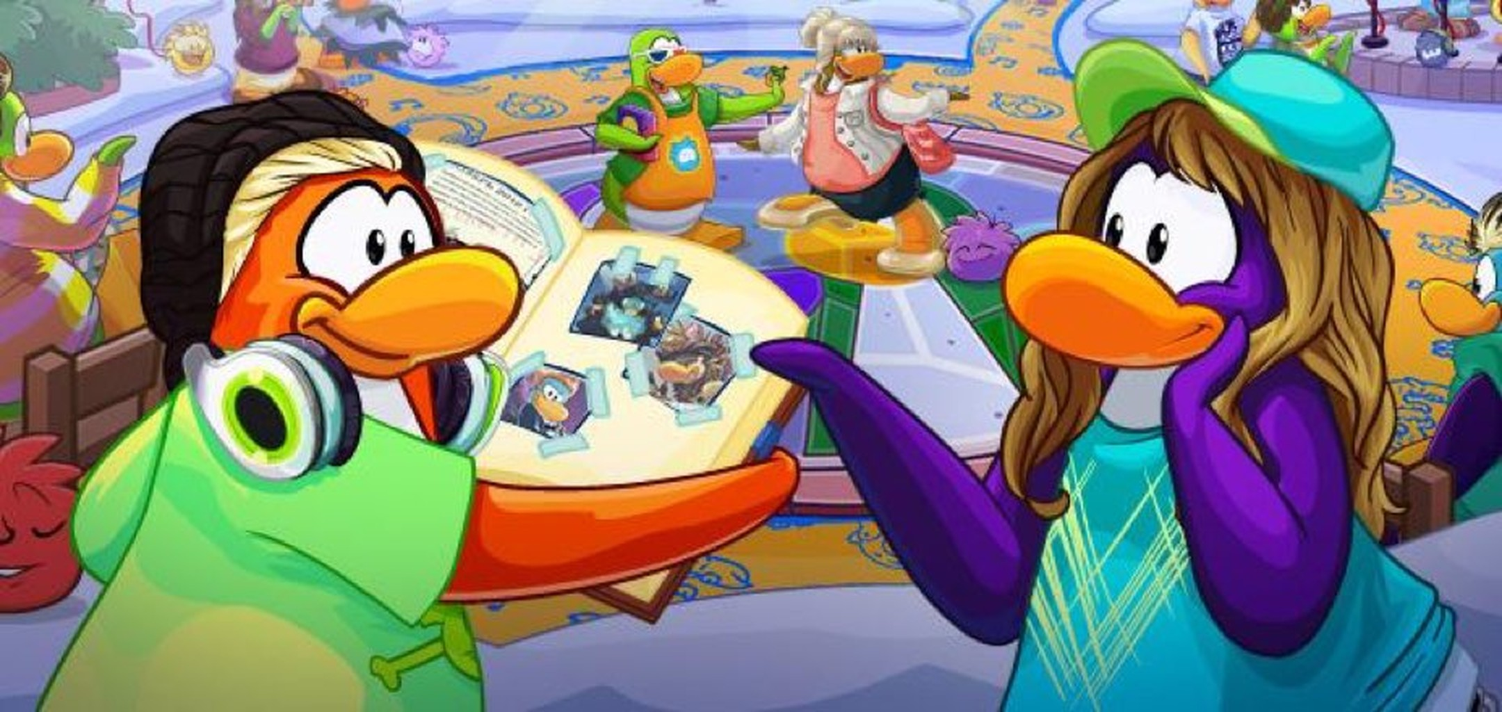 H Club Penguin Club Penguin Is...