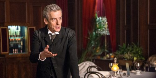 doctor who deep breath peter capaldi