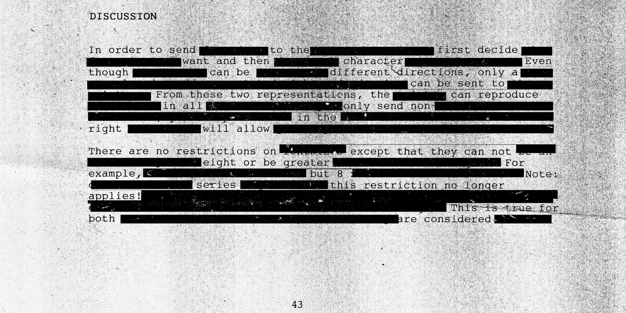 Image result for FOIA Redactions