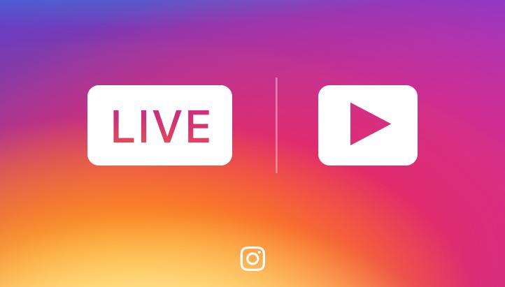 Instagram Live logo