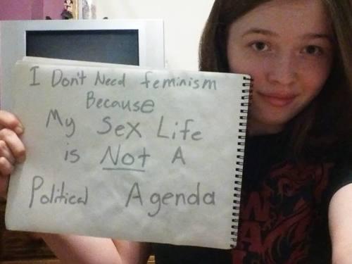 Women Against Feminism