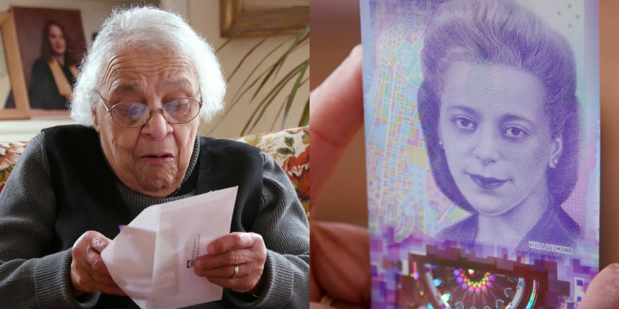Canada's unveils new vertical $10 bill featuring Viola Desmond
