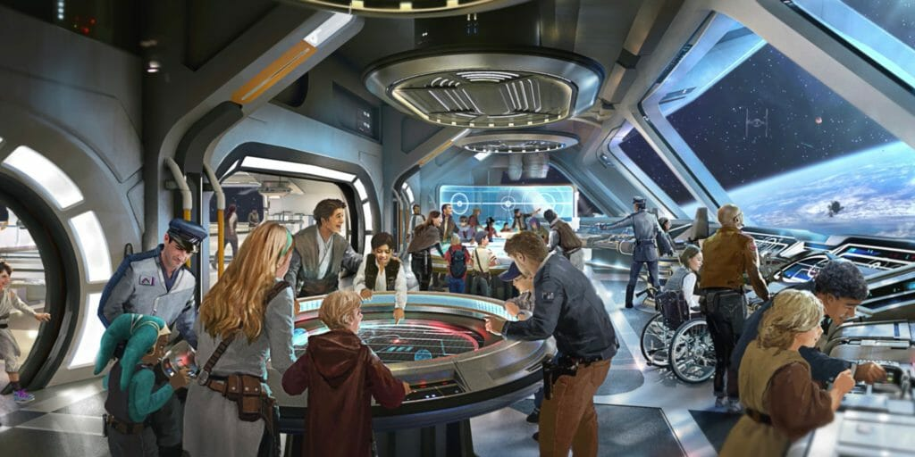 Disney releases a sneak peek of its 'Star Wars'-inspired resort—and it's awesome