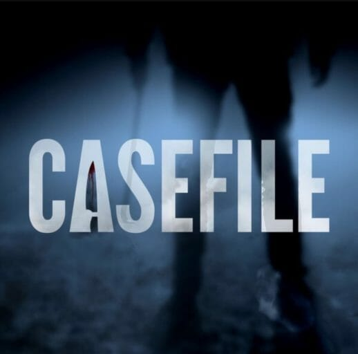 true crime podcast : casefile