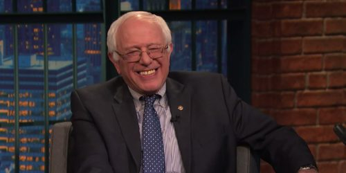 bernie sanders discusses usa freedom act