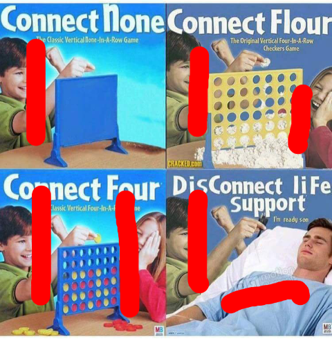 Connect Four Memes Prove Everything Old Is New Again