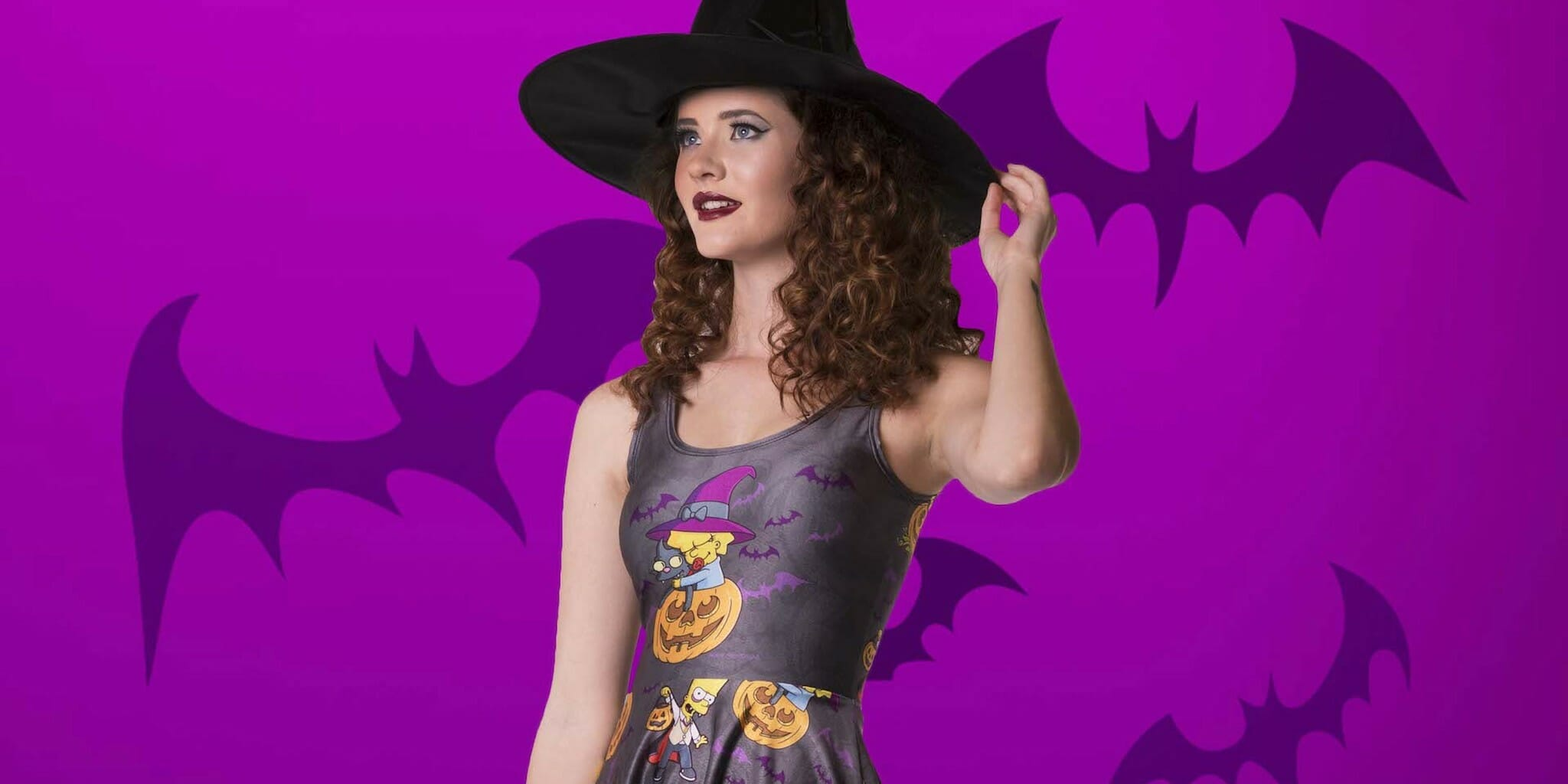 024948ec36 Simpsons Treehouse of Horror dress. This is just the first of several Living  Dead Clothing ...