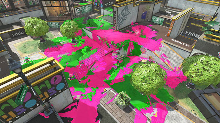 best video games 2017: Splatoon 2