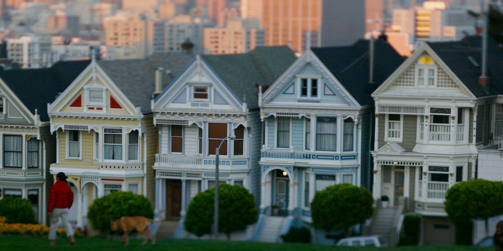 painted ladies from Full House