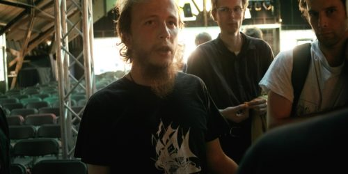 All sizes | Gottfrid Svartholm (piratebay) at HAR2009 | Flickr - Photo Sharing!