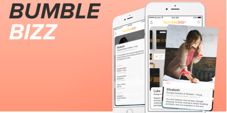 bumble bizz feature