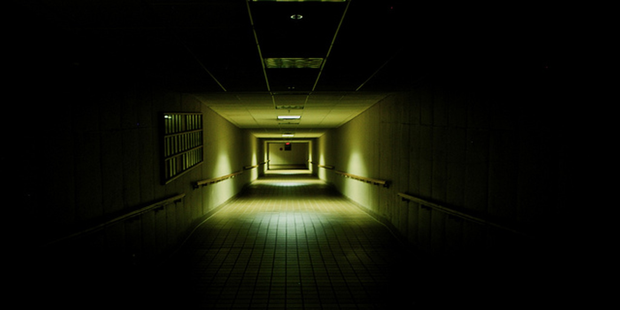 All sizes | Creepy Hallway | Flickr - Photo Sharing!