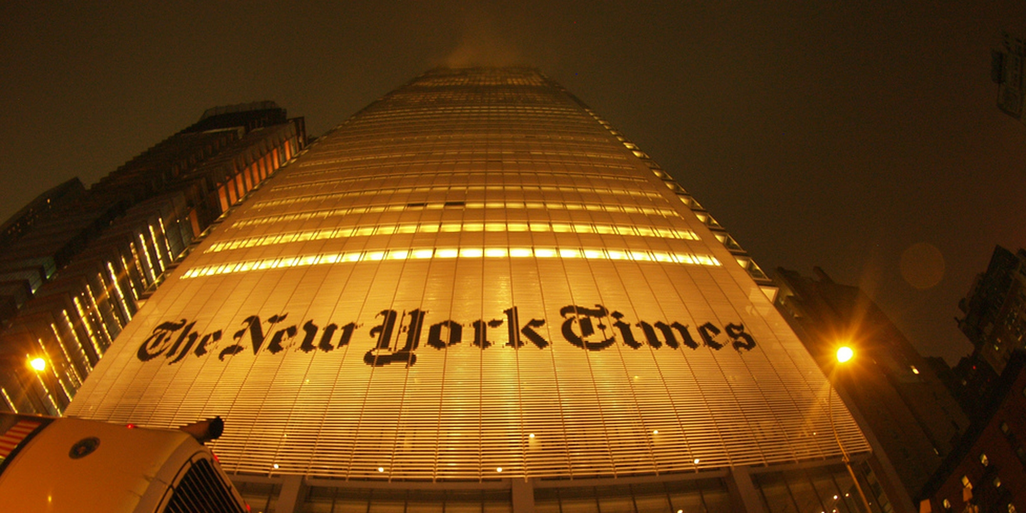 New York Times Building, NYC | Flickr - Photo Sharing!