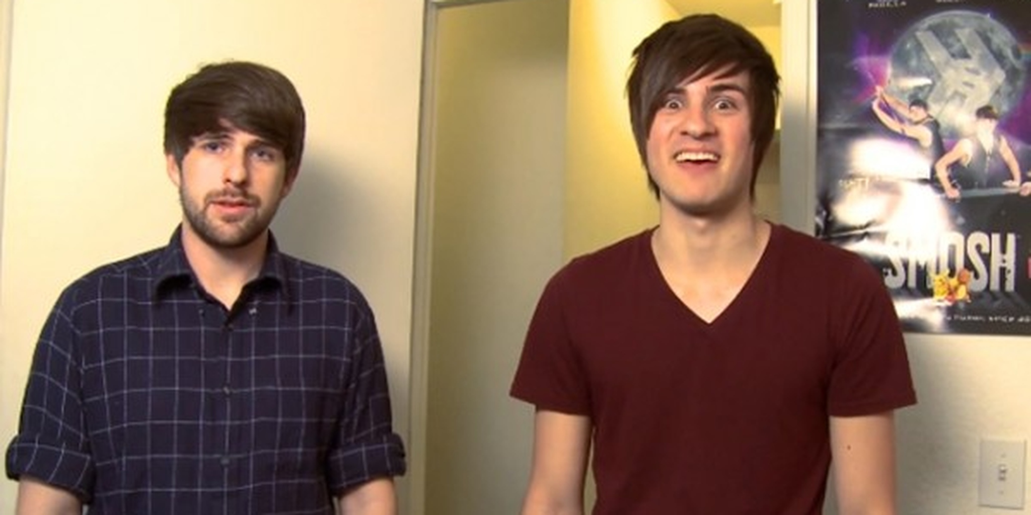 Smosh Could Be The Next YouTube Channel To Find Its Way To TV