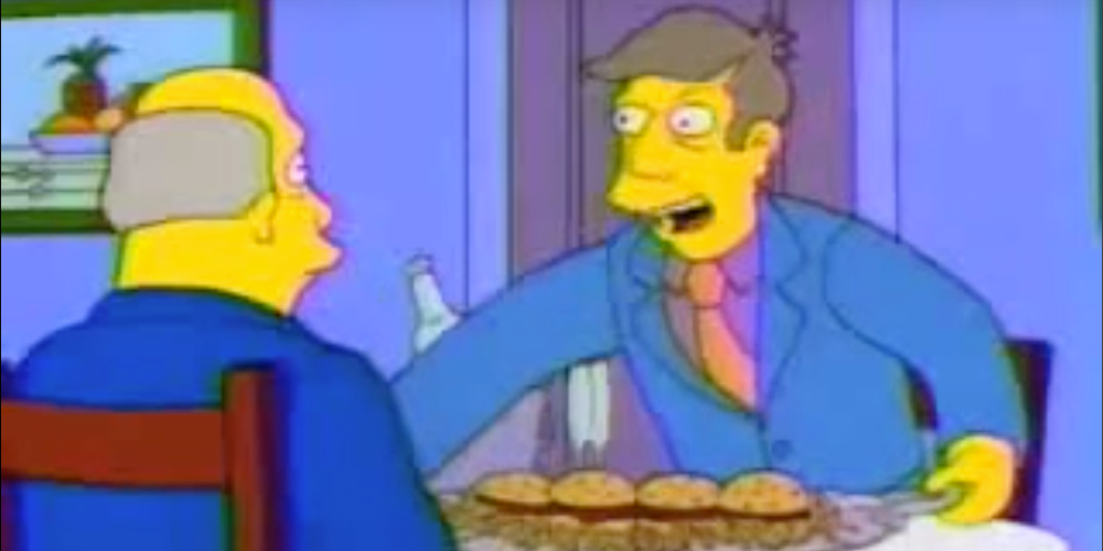 steamed hams meme simpsons screengrab