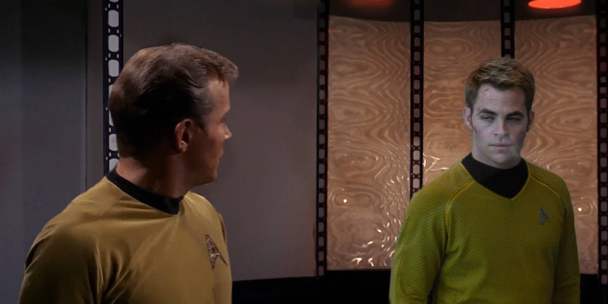 'Star Trek: The Original Series' gets a delightful modern mashup