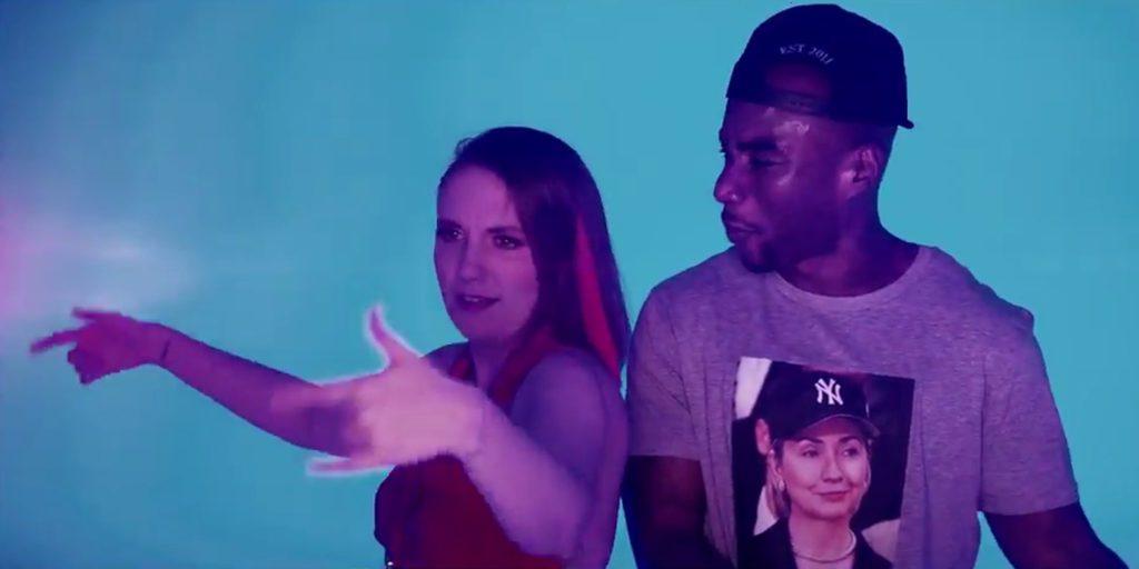Lena Dunham rap