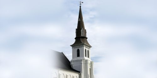 Emanuel Church steeple, Charleston, S.C.