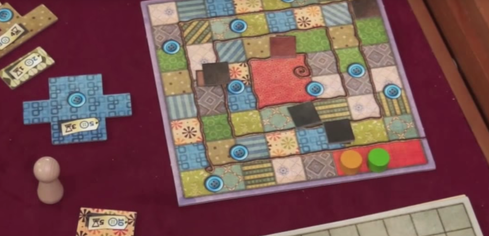 best modern board games : Patchwork