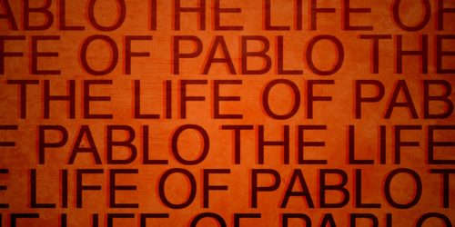 "illustration of the cover art for ""the life of pablo"""