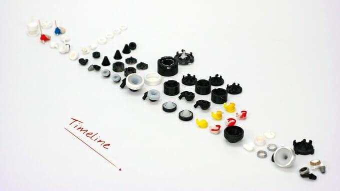 knops kickstarter assembly parts