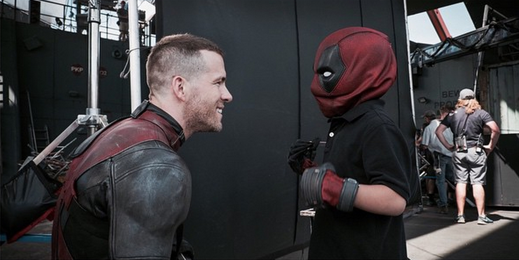 Deadpool Face Cured | www.pixshark.com - Images Galleries ...